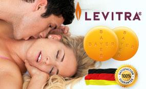 Levitra in Deutschland
